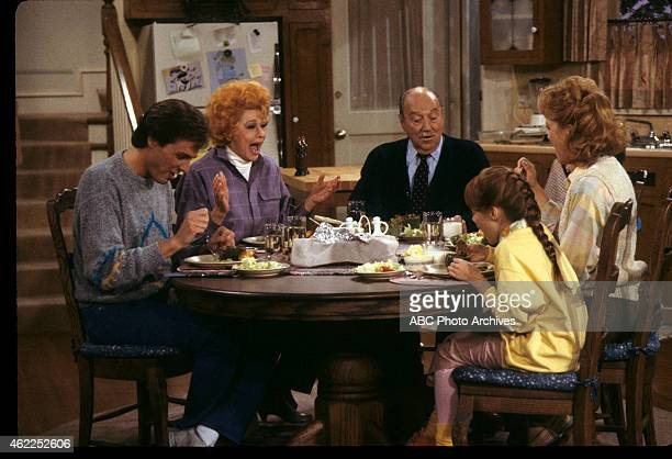 LUCY Mother of the Bride Airdate November 15 1986 L