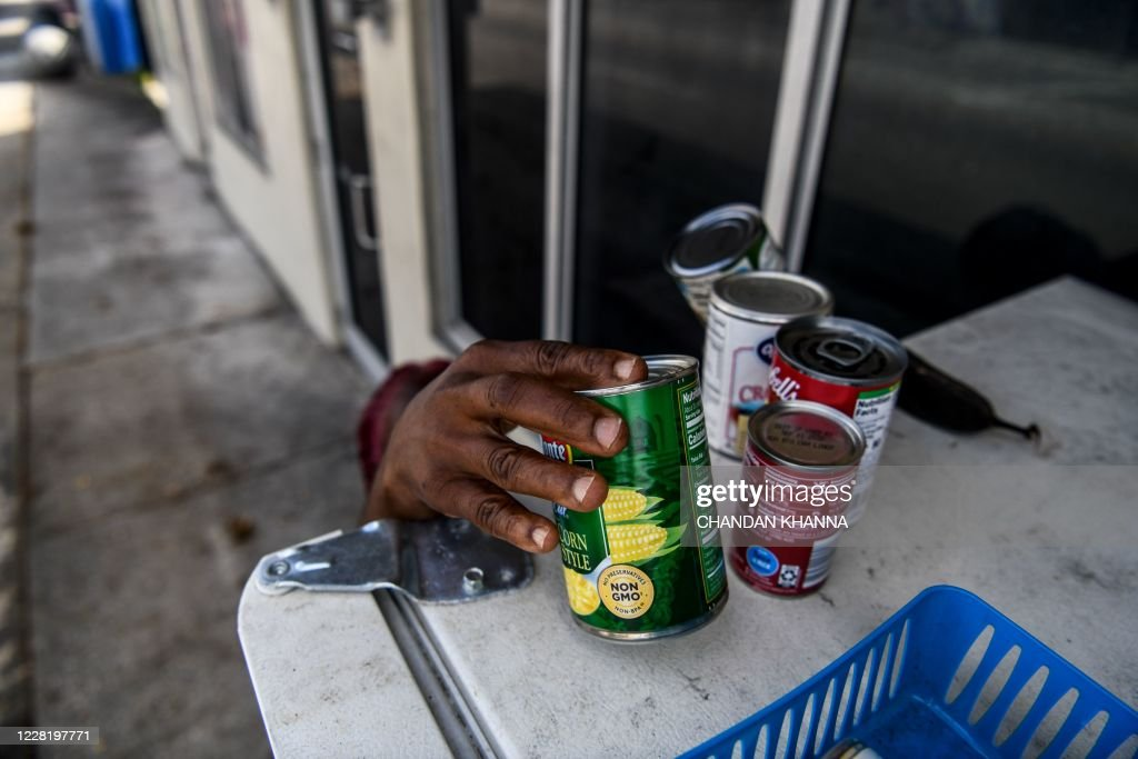 US-HEALTH-VIRUS-FOOD-COMMUNITY : News Photo