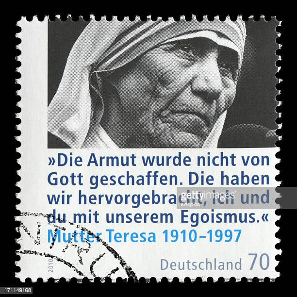 mother teresa - mother teresa stock pictures, royalty-free photos & images