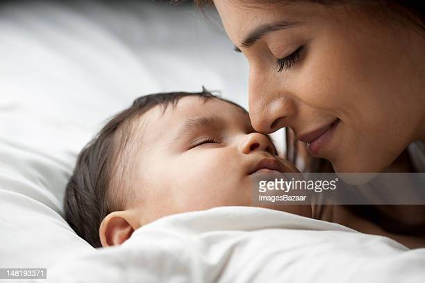 60 Top Indian Mother And Baby Pictures, Photos and Images