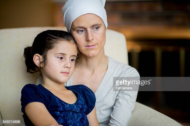 Mother with Cancer Holding onto Hope
