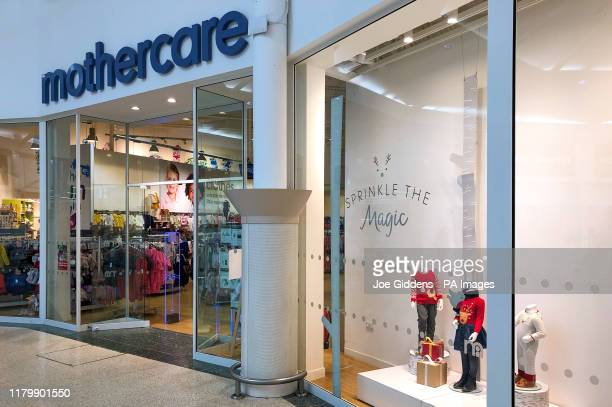 A Mothercare store in Peterborough as it has announced plans to put its UK retail business which has 79 stores into administration putting hundreds...