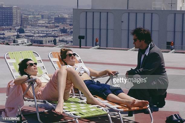 ER Motherhood Episode 24 Air Date Pictured Julianna Margulies as Nurse Carol Hathaway Sherry Stringfield as Doctor Susan Lewis Quentin Tarantino...