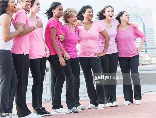 Mütter und Töchter für Brustkrebs