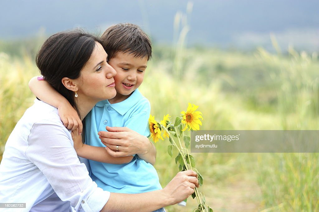 Muttertag Tag : Stock-Foto