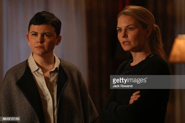 TIME Mother's Little Helper Gold and Belle convince Emma to help Gideon explaining that together they can stop the Black Fairy Henry experiences a...
