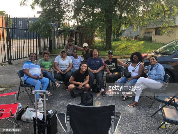 Mothers of children in one of Chicago's most violent neighborhoods go on a hunger strike against violence, which continued over the holiday weekend...