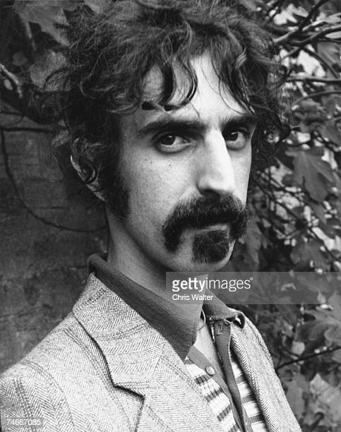 FRANK ZAPPA 1970 Mothers of Invention during Frank Zappa File Photos in Los Angeles United Kingdom