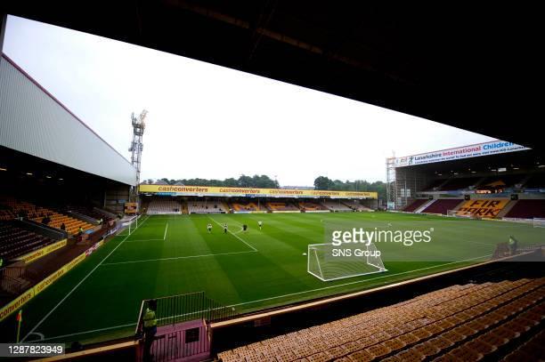 Fir Park home of Motherwell FC.