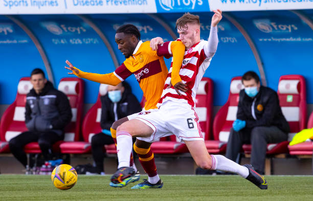 GBR: Hamilton Academical v Motherwell - Ladbrokes Scottish Premiership