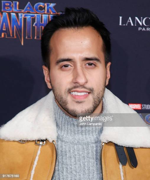 Moti Ankari attends Marvel Studios Presents Black Panther Welcome To Wakanda during February 2018 New York Fashion Week The Shows at Industria...