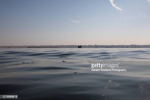 motion on the ganges - river ganges stock pictures, royalty-free photos & images