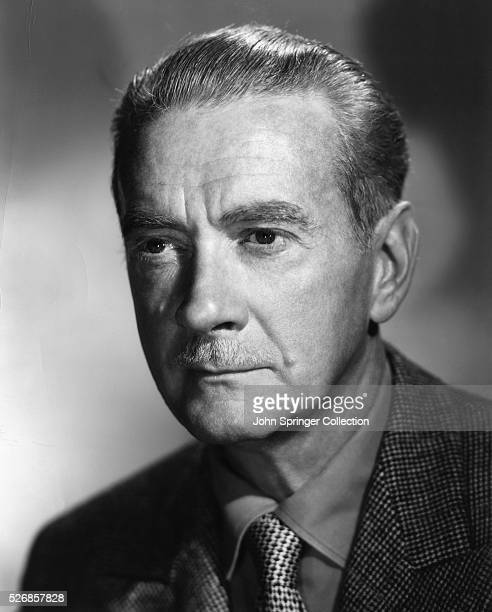 Motion Picture Actor Clifton Webb