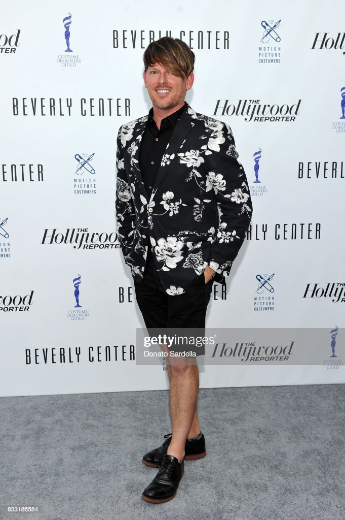 Motion Picture Costumers Local 705 President Nickolaus Brown attends Beverly Center and The Hollywood Reporter's Candidly Costume event at Beverly Center on August 16, 2017 in Los Angeles, California.