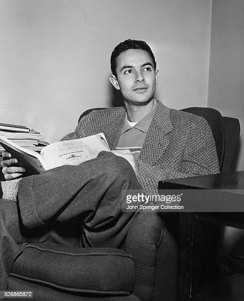 Motion Picture Director Stanley Donen