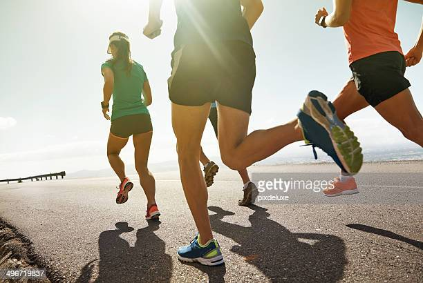 motivation fuels the human engine - athleticism stock pictures, royalty-free photos & images