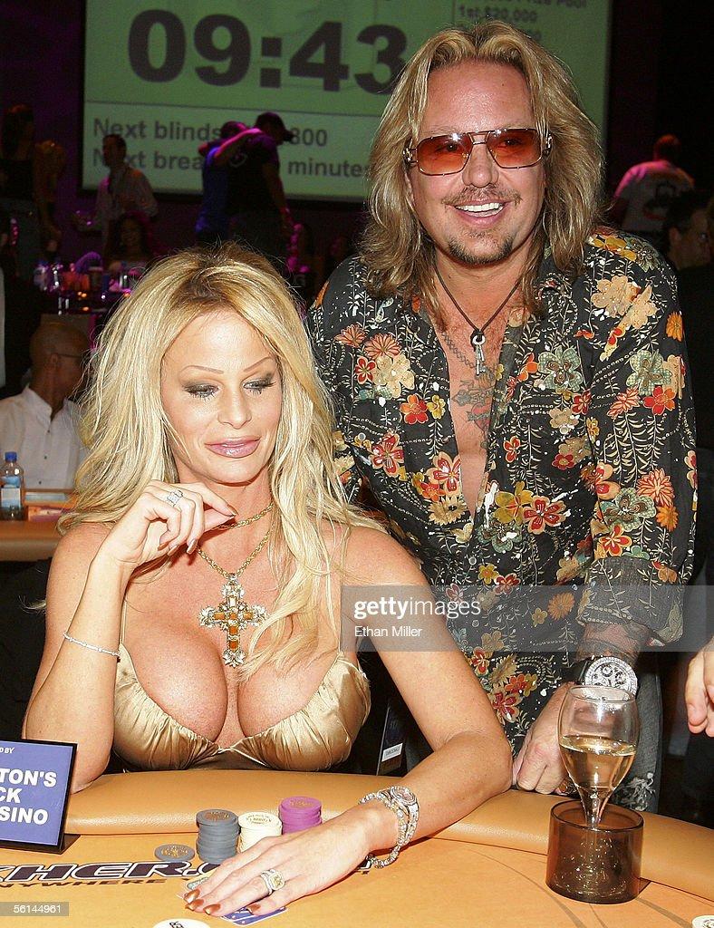 Strip Poker With My Wife