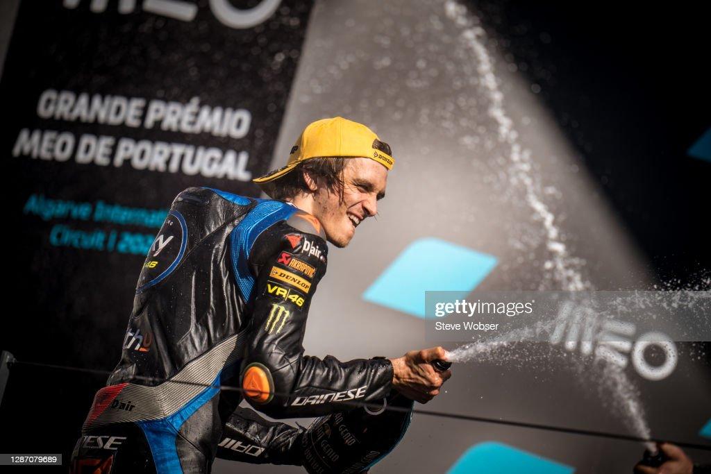 MotoGP of Portugal: Race : News Photo