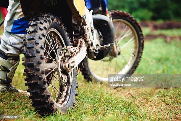 motocross. color image - scrambling stock photos and pictures