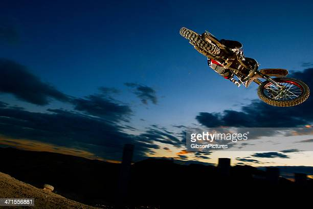 Motocross NIght  Jump