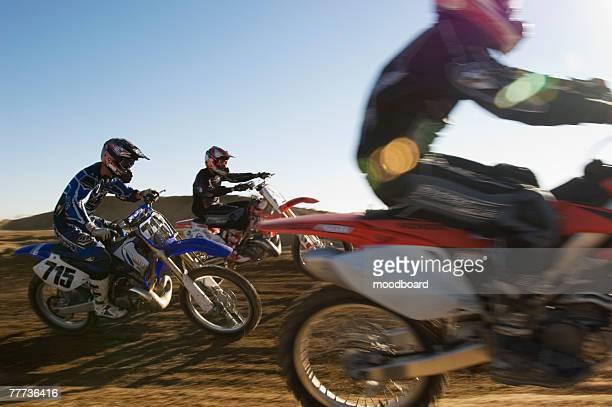 motocross race - オートバイ競技 ストックフォトと画像