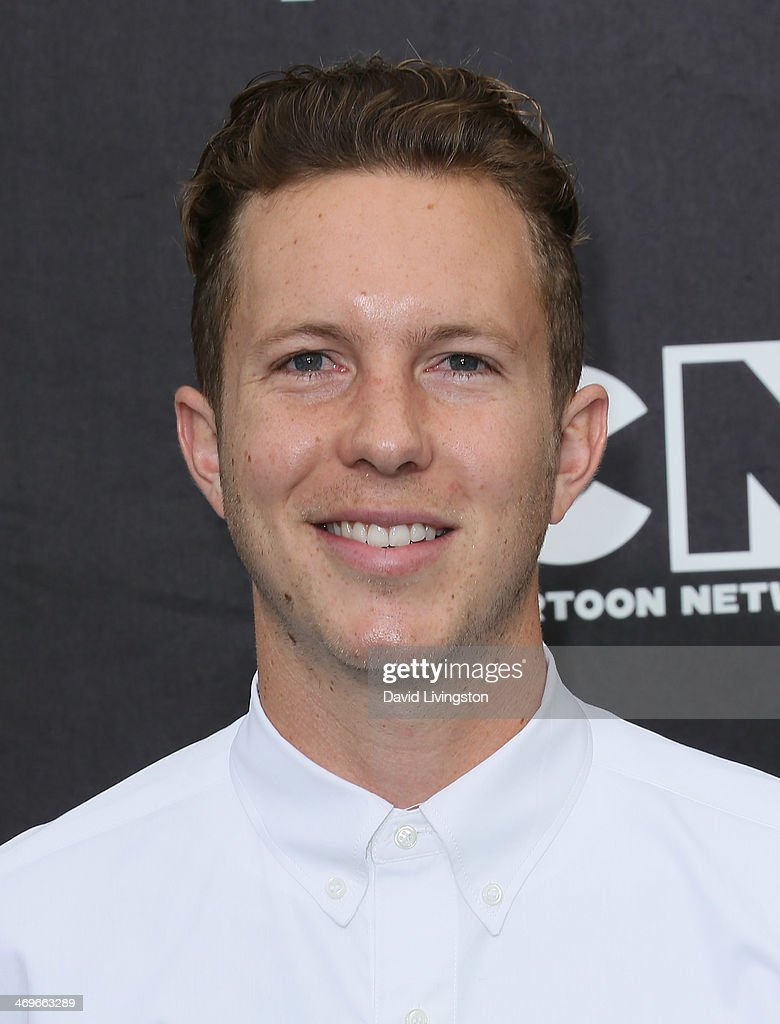 Motocross rider Lance Coury attends Cartoon Network's Hall of Game Awards at Barker Hangar on February 15, 2014 in Santa Monica, California.