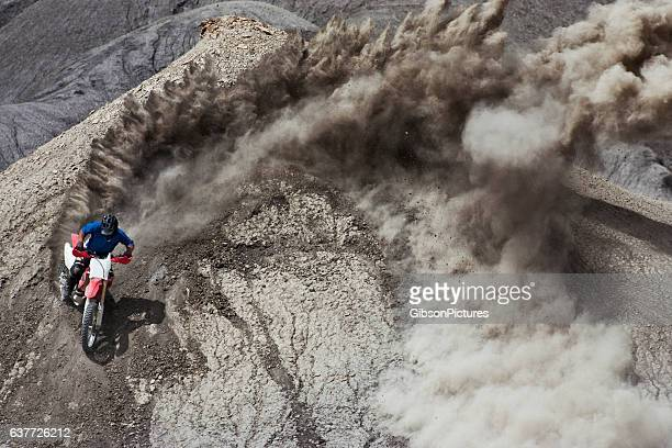 motocross rider - scrambling stock pictures, royalty-free photos & images