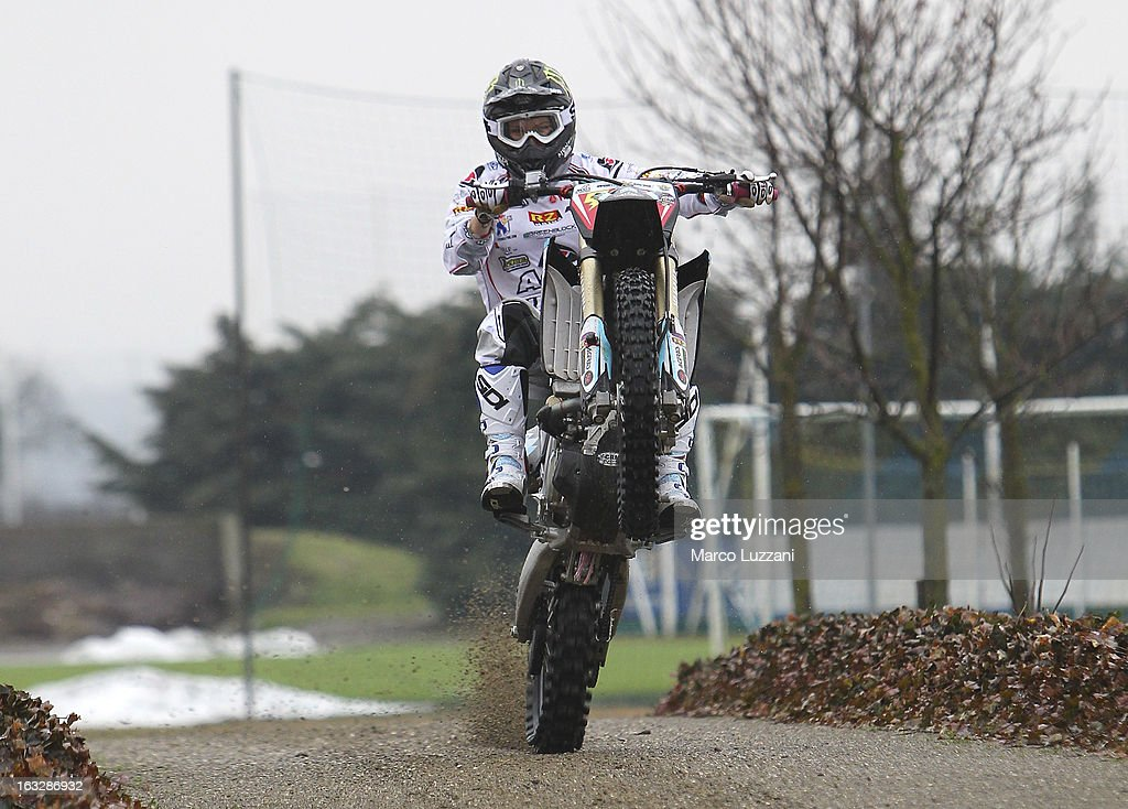 Motocross World Champion Kiara Fontanesi Meets Parma FC