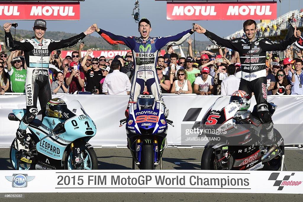 In Focus: MotoGP Championship Wraps Up In Valencia