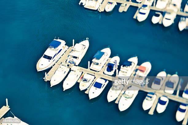 Motorboot in Dubai