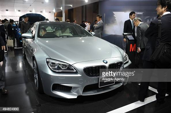 Bmw Motor Co S Bmw M4 Gts Is Displayed During The Tokyo Motor Show At News Photo Getty Images