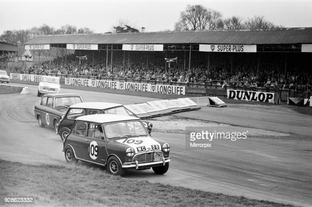 Motor Races at Goodwood 31st March 1964