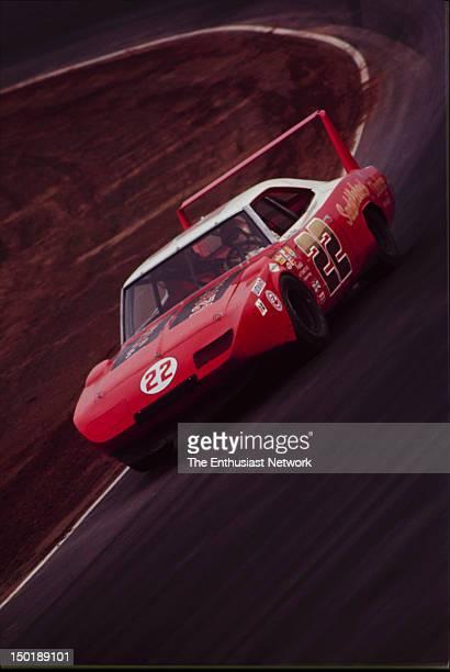 Motor Trend 500 NASCAR Riverside Bobby Allison driving his Dodge Daytona