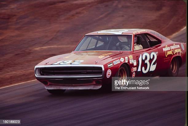 Motor Trend 500 NASCAR Riverside Joe Frasson Driving his Dodge Charger