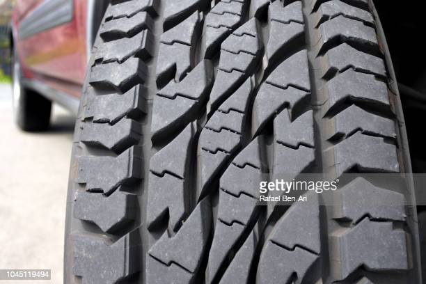 Motor Vehicle Tyre Background
