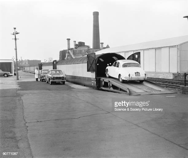 Motorail services enabled people to take their cars on holiday but still travel by train. Motorail began in 1955 between King's Cross and Perth. The...