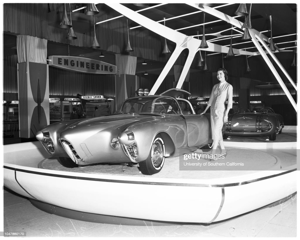 Motorama 1956 News Photo