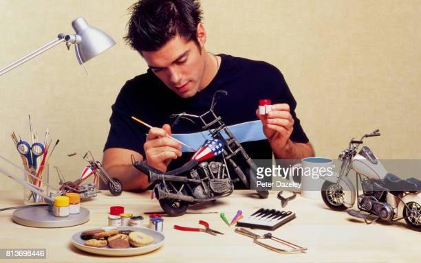 Motorbike model maker