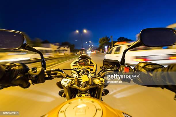 Motorbike Night Ride
