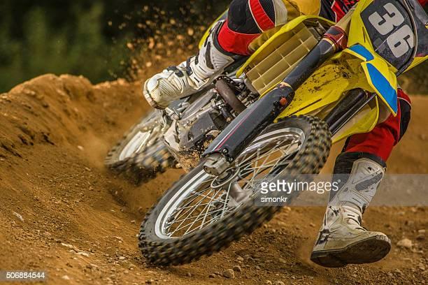 carrera riding - motocross fotografías e imágenes de stock