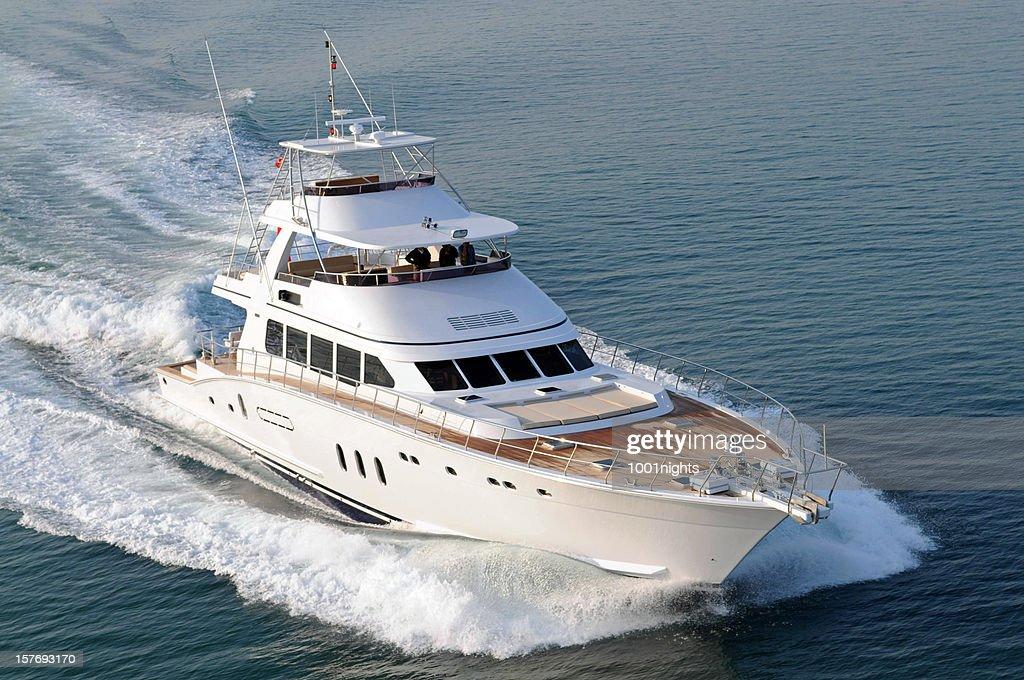 Motorboat : Stock Photo