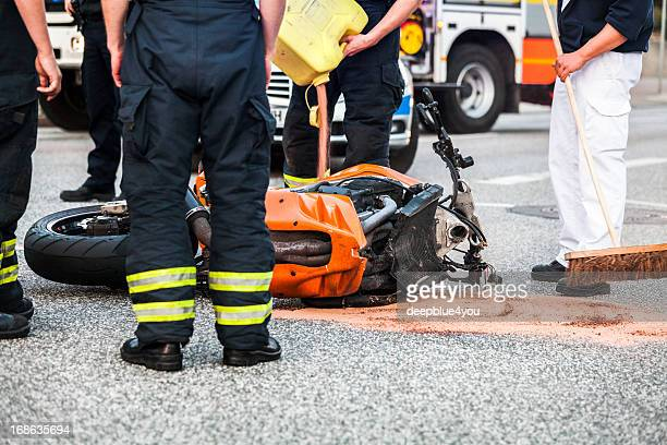 Motocicletta incidente