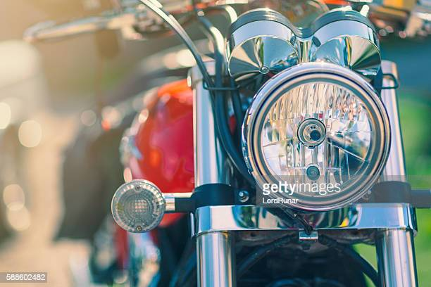 Phare de moto