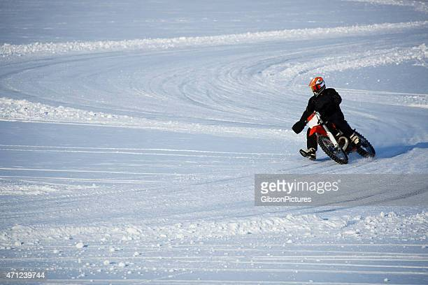 Motorcycle Ice Rider
