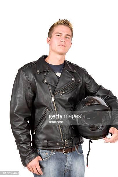 Motorcycle hombre