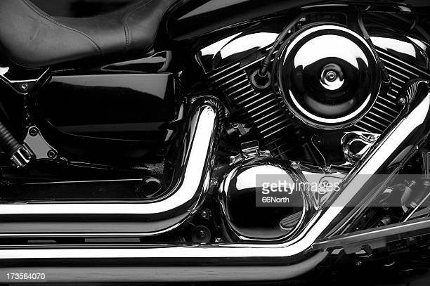 motorcycle - high contrast stock pictures, royalty-free photos & images