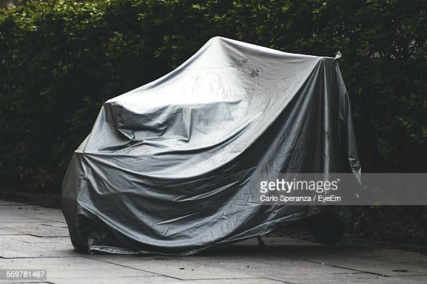 Motorcycle Under Protection Cover