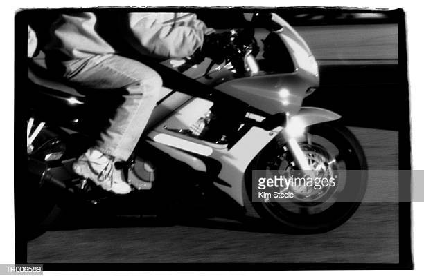 Motorcyclist Detail