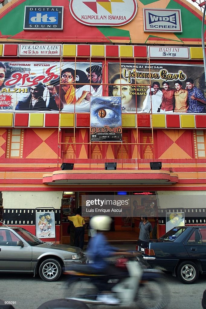 Malaysian movie theaters face harse censorship laws pictures getty a motorcyclist drives past an indian movie theater march 30 2002 in johor barhu thecheapjerseys Images