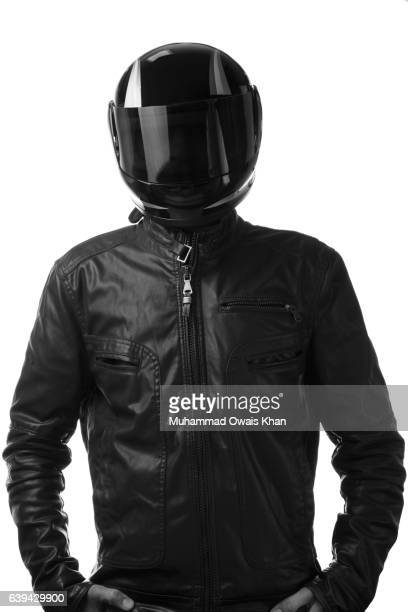 motorcyclist wearing a helmet - south asia stock pictures, royalty-free photos & images